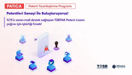 Patentleri Sanayi İle Buluşturan Program Başladı!